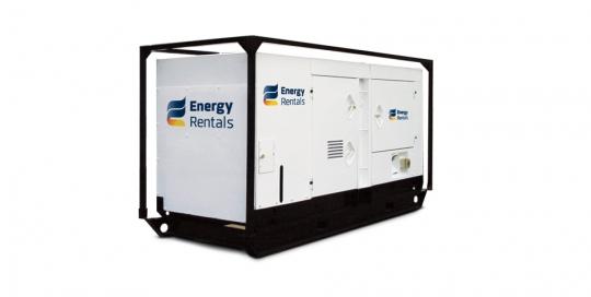 180kVa Portable Generator