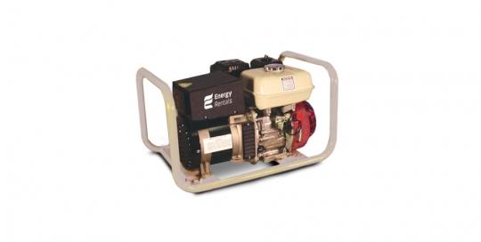 20amp Generator Hire