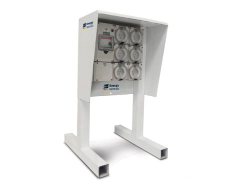 32 AMP Distribution Board Single Phase